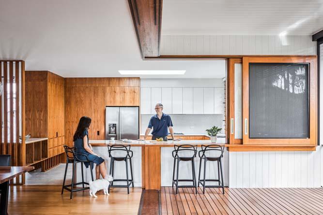 New Home Builder Brisbane - Clayfield - Spacious Kitchen