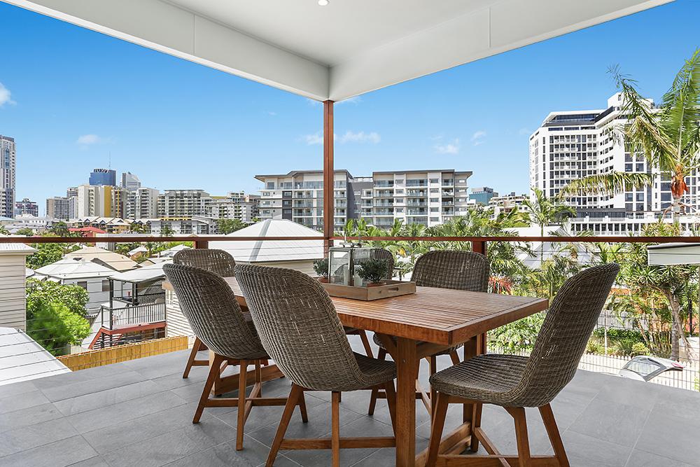Spring Hill Brisbane Builders - Outdoor Area