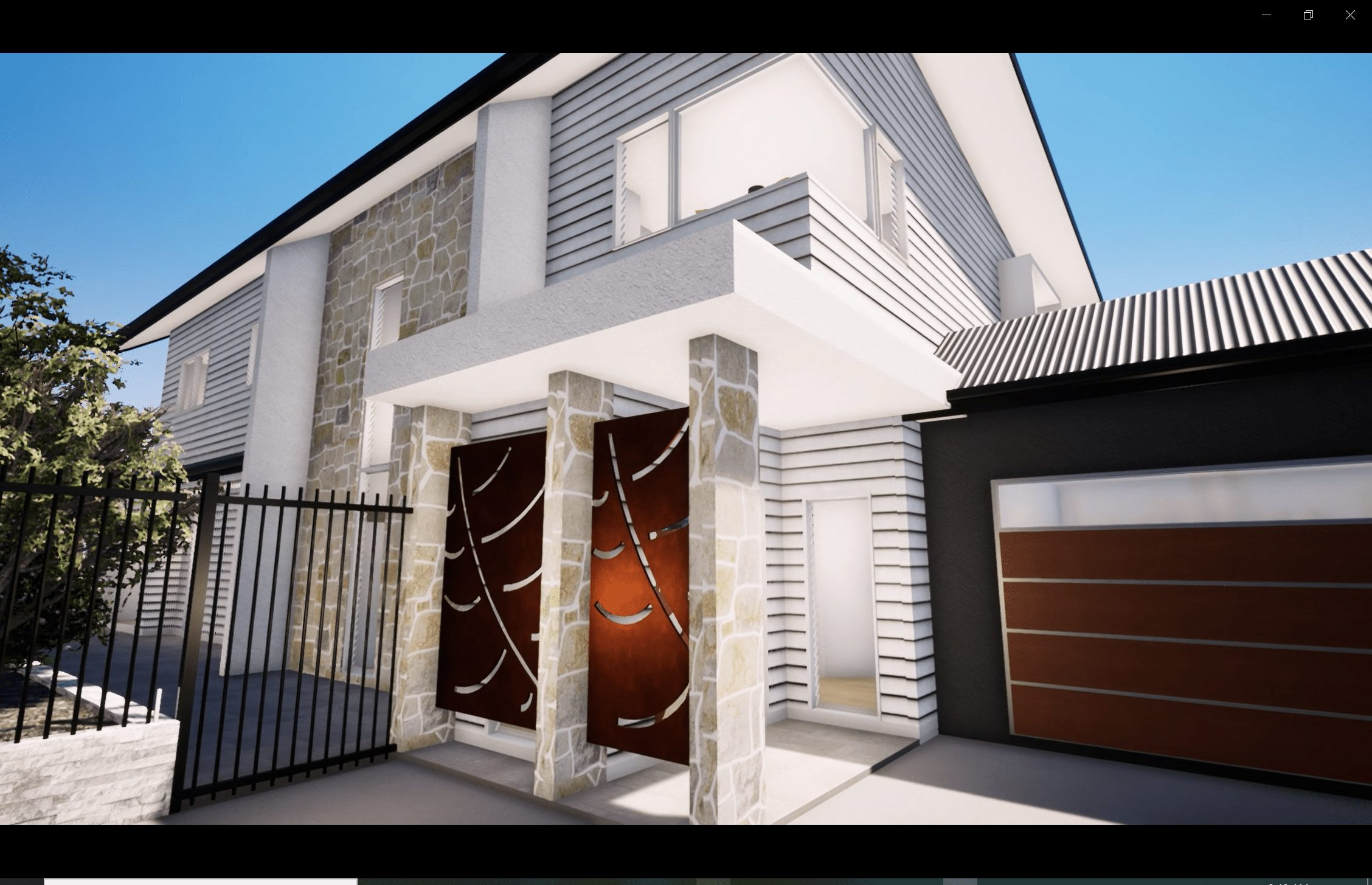 Stafford Brisbane New Home 3D Render by Wendourie Constructions - External 1
